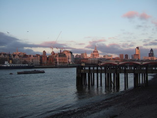 st paul's and the city