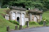 mausoleums poster