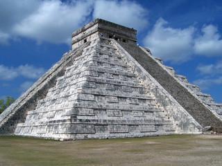 maya temple.