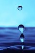 abstract water drop