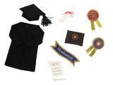graduation items poster