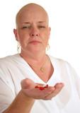 handful of pills poster