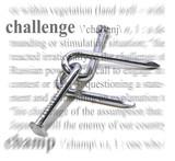 challenge theme poster