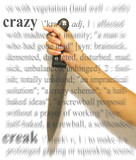 crazy! poster