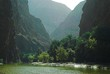 Leinwanddruck Bild - wadi tiwi canyon - oman