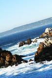 scenic ocean view poster
