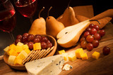 still life with cheese poster