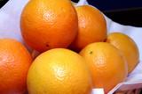orange pile poster
