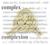 complex knot poster