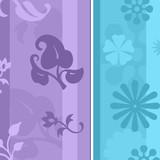 floral wallpaper poster