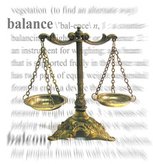 balance theme