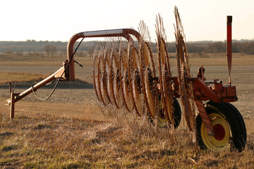 wheel rakes - profile