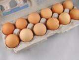 carton of eggs poster