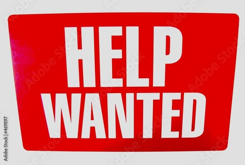 poster of help wanted