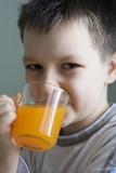 drinking boy poster