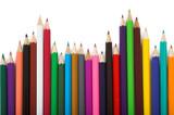 colors - education statistics poster