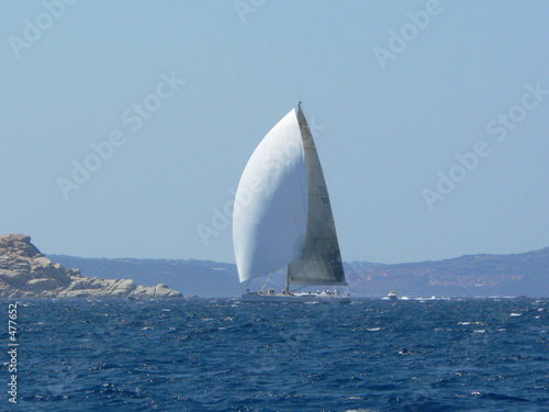 regatta in sardinia