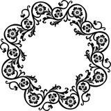 Fototapety decorative frame