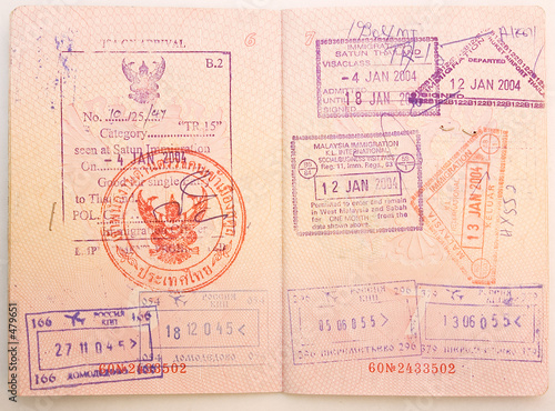 annexure f for passport download
