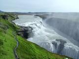 Fototapety iceland waterfalls