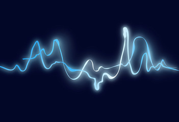 electric wave