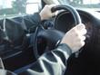Leinwanddruck Bild - action de conduire