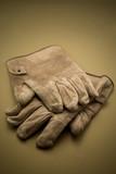 old gloves poster