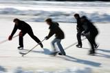 Fototapety  ice skating