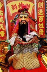 malaysia, borneo, sarawak, kutching: chinese celebration