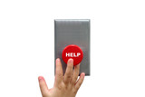 call for help button poster