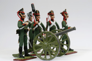 stannic soldiers