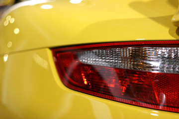 porsche rear lights