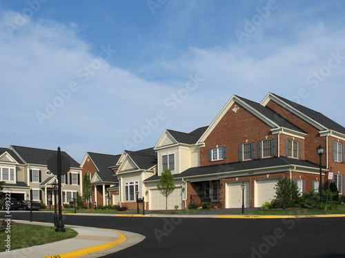 american homes culdesac