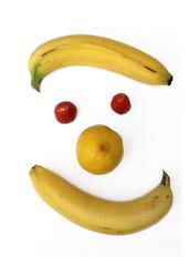 sourire des fruits