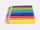 colouring pencils poster