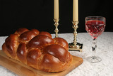 complete shabbat table poster