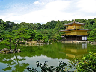 golden kinkakuji