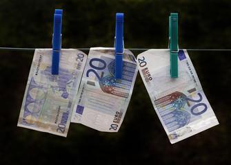 money (euros)