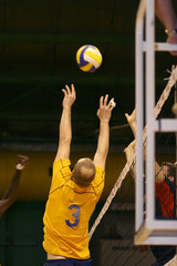 volley ball 11