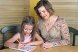 doing homework together 3 poster