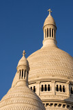 the dome of the sacre coeur poster