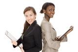 businesswomen poster