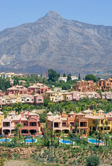 expensive apartments and townhouses in nueva andalucia in spain