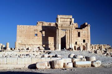 baal's temple