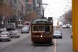 melbourne tram, oz - 514257