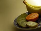 fruits still life poster