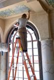 ceiling restoration poster