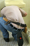 plumber crack poster