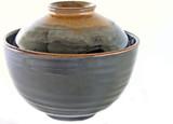 japanese ceramic bowl poster
