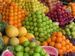 Quadro fruit pyramids